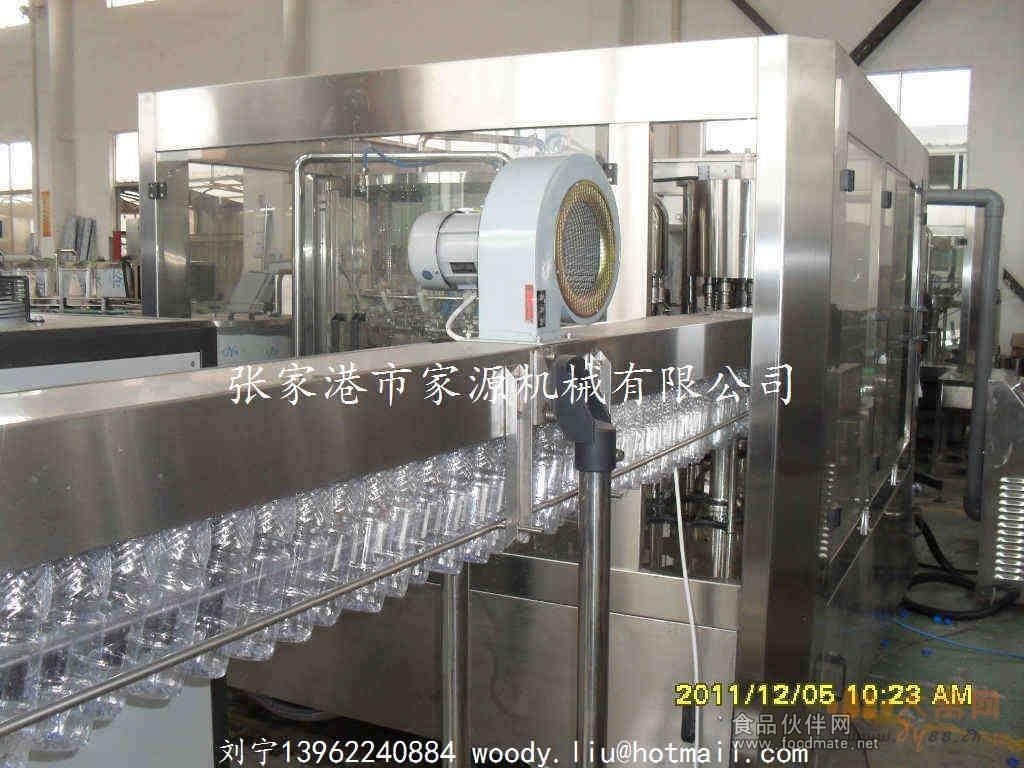 纯净水灌装机械-纯净水设备