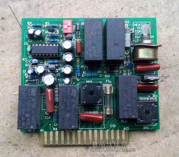 插式线路板(半自动打包机)(奈斯机械)