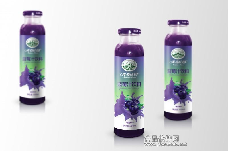 美森庄园蓝莓汁_供应产品