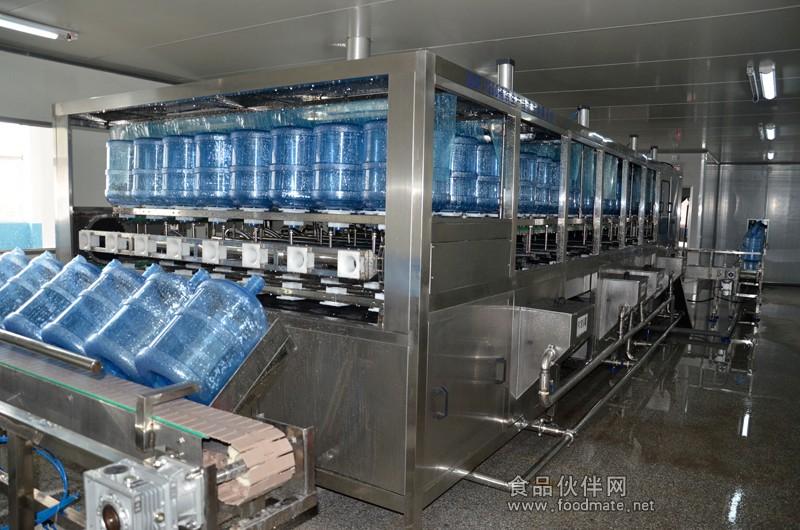 桶装水生产线,(qgf)200桶装水生产线