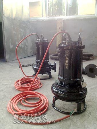 水泵浮漂开接线实物图