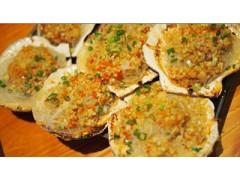 烤海鲜培训_烤扇贝学习培训哪里教学做烤海鲜烧烤培训