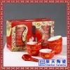陶瓷寿碗厂家 景德镇陶瓷礼品寿碗订做