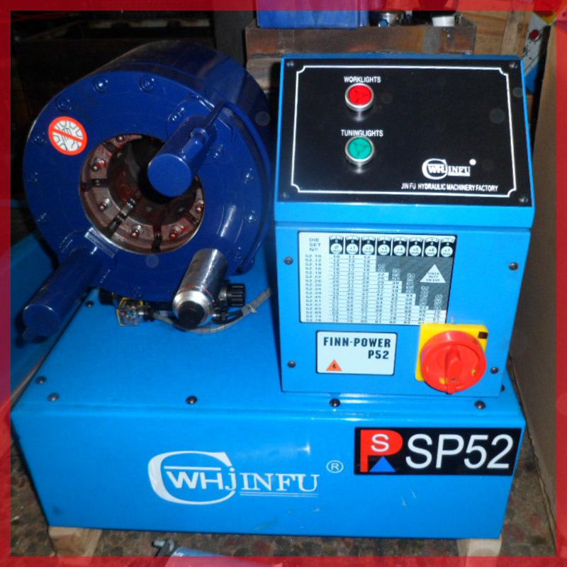 高压油管扣压机压管机锁管机