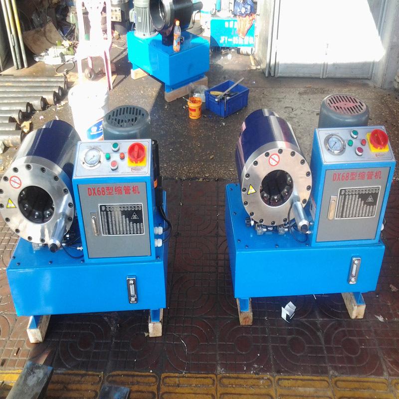 DX68型压管机扣管机